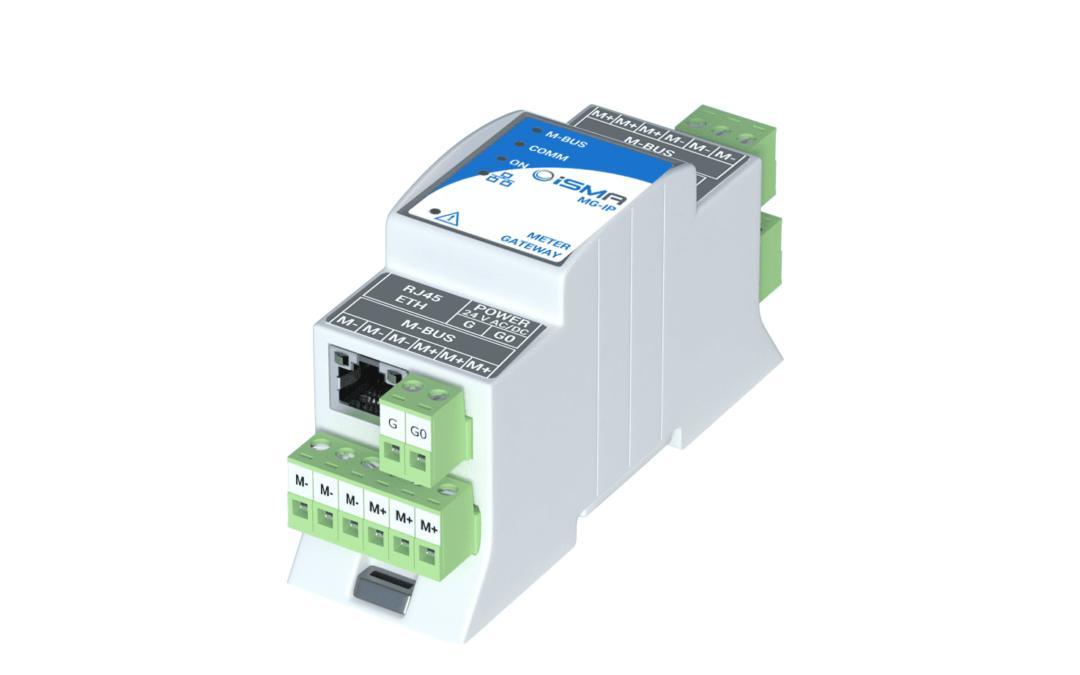 Jedinečný převodník ze sériové linky na IP pro zařízení v BMS